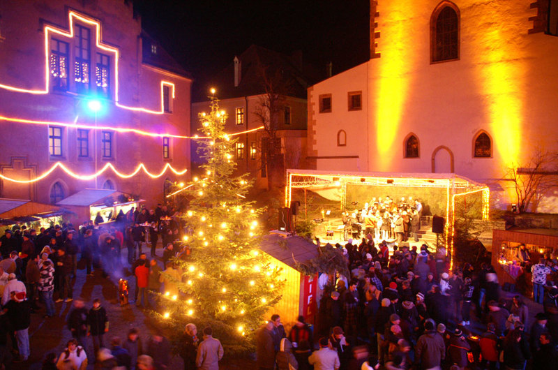 Christkindlmärkte am Goldsteig