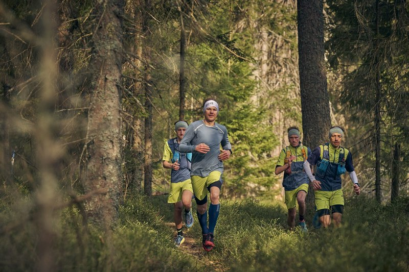Team XC-RUN.de: Goldsteig Ultra Non-Stop-Race