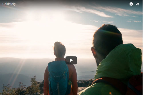 Video: Der Goldsteig Top Trail of Germany